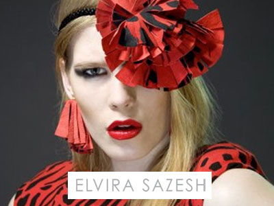 Elvira Sazesh Jewellery