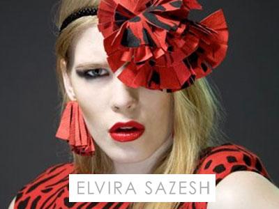 Elvira Sazesh Jewellery