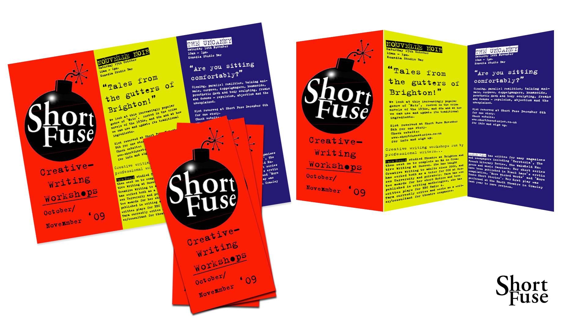 Short Fuse 3 fold