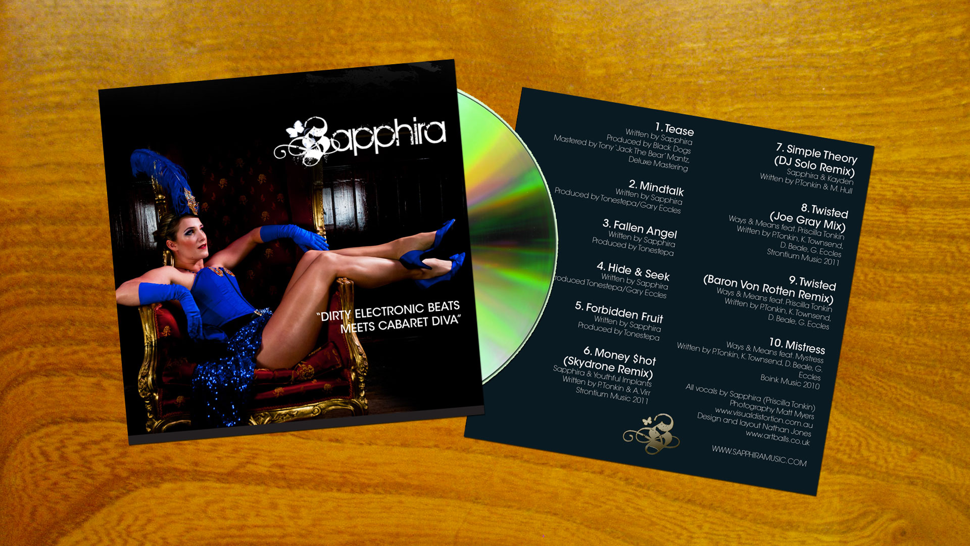 Sapphira - Tease Packshot