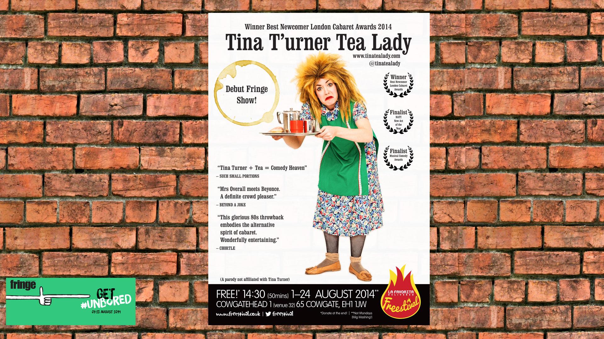 Tina T'urner Poster
