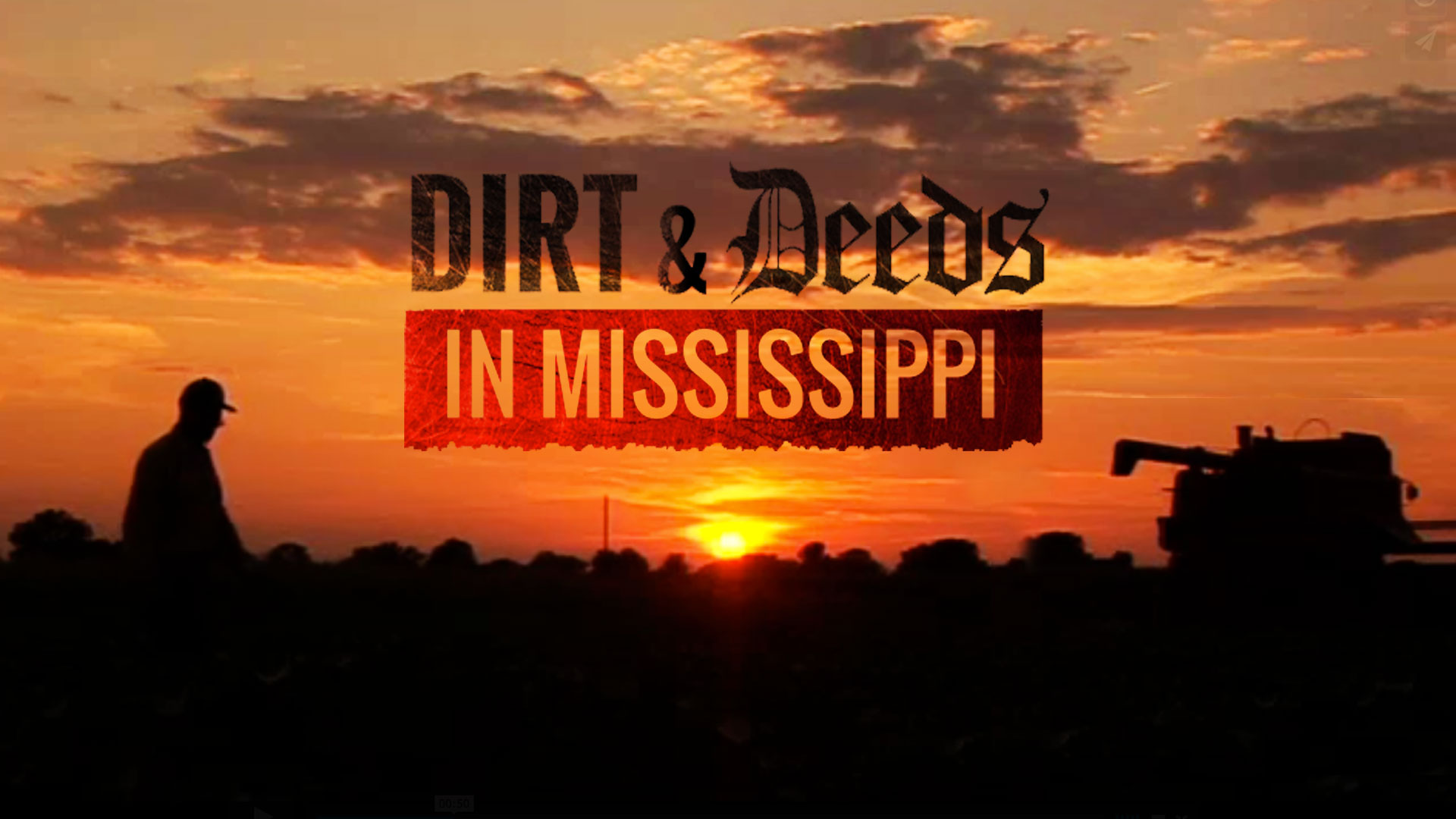 Dirt & Deeds title graphic