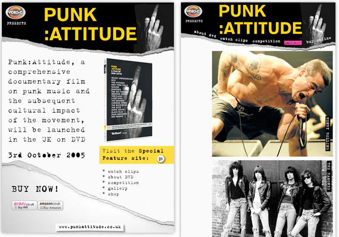 Punk Attitude - Don Letts