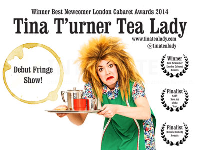 Tina T'urner Tea Lady