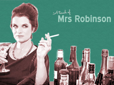 A touch of Mrs Robinson