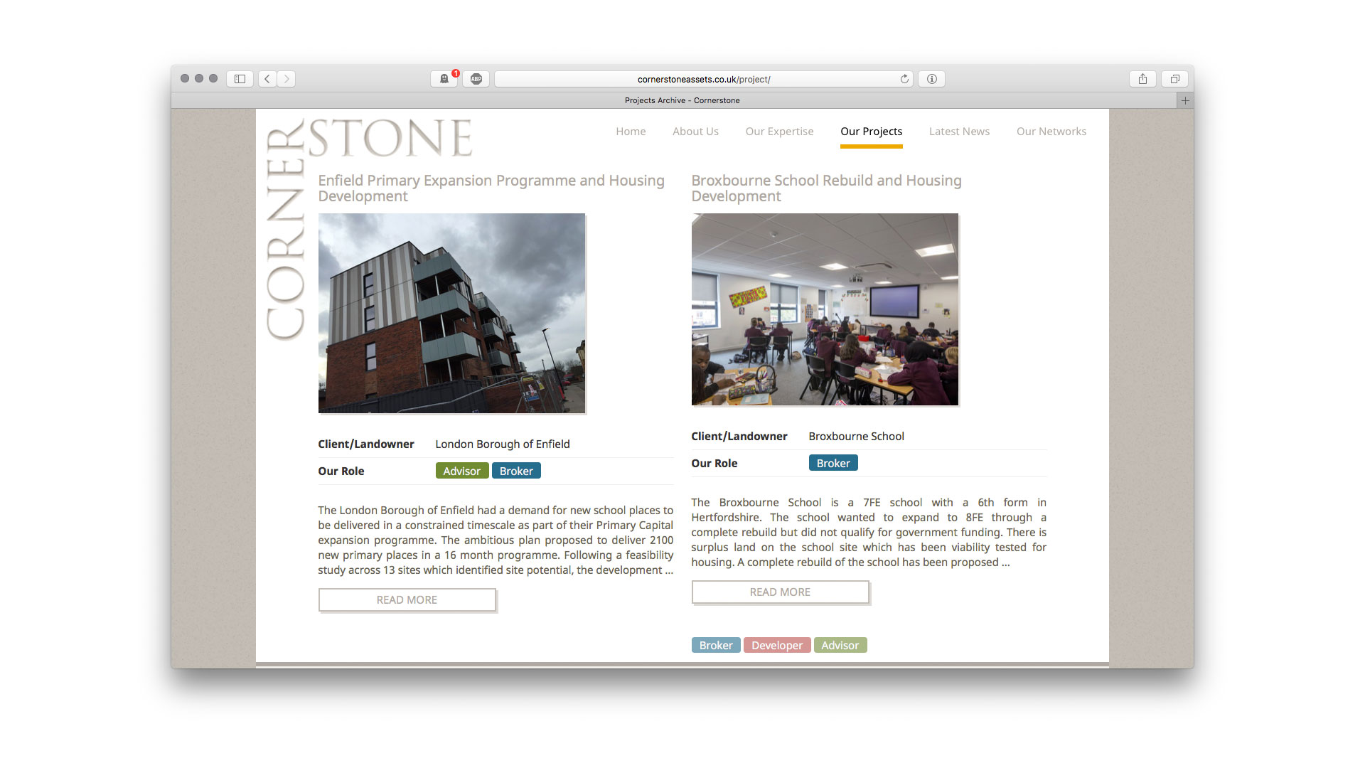 Cornerstone Assets Artballs Design